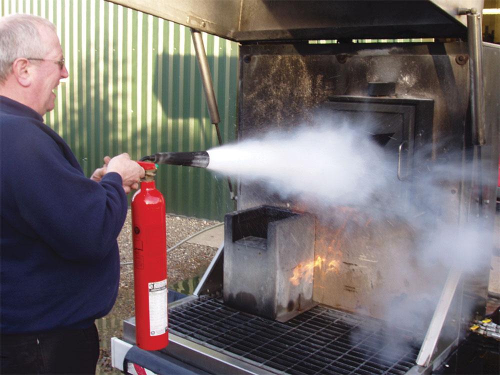 Fire Marshall Training