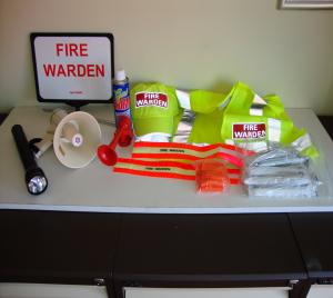 fire warden kits